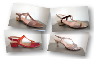 Italian shoes factory design made in italy, woman